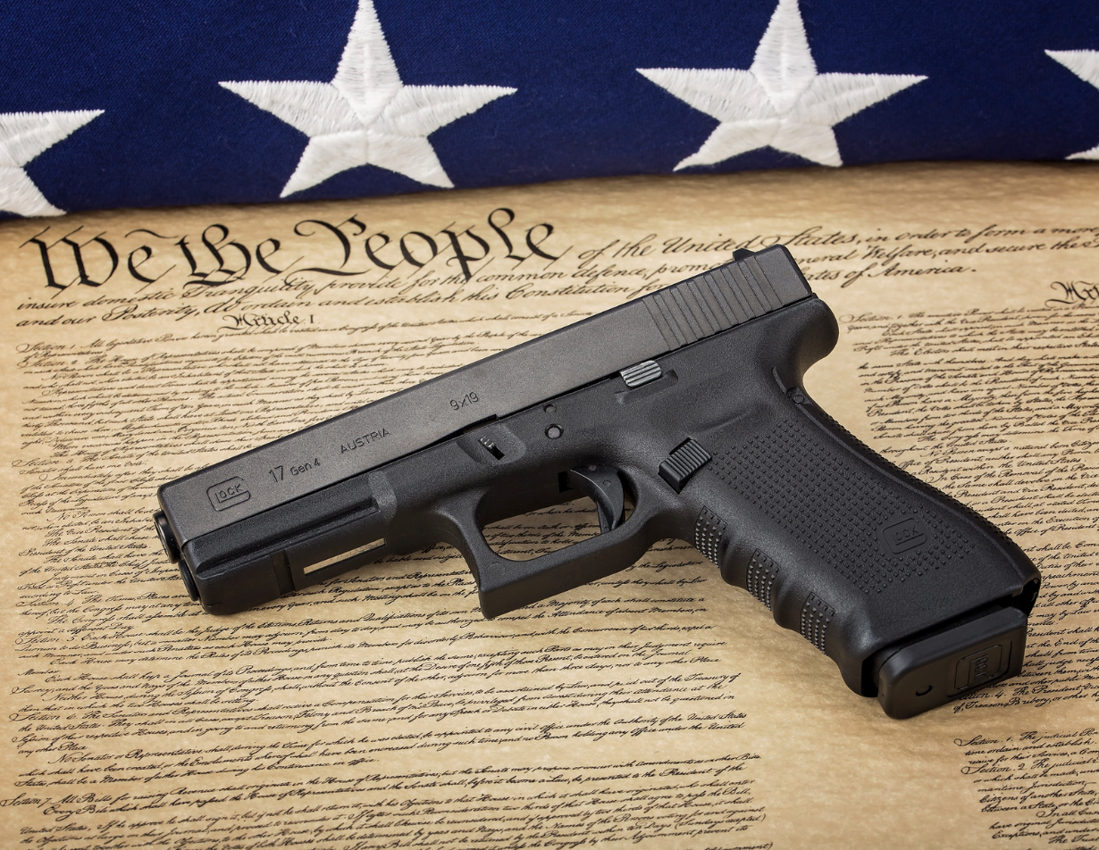 The Second Amendment should be protected.