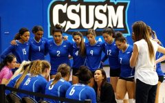 Women's volleyball take on Cal State Dominguez Hills