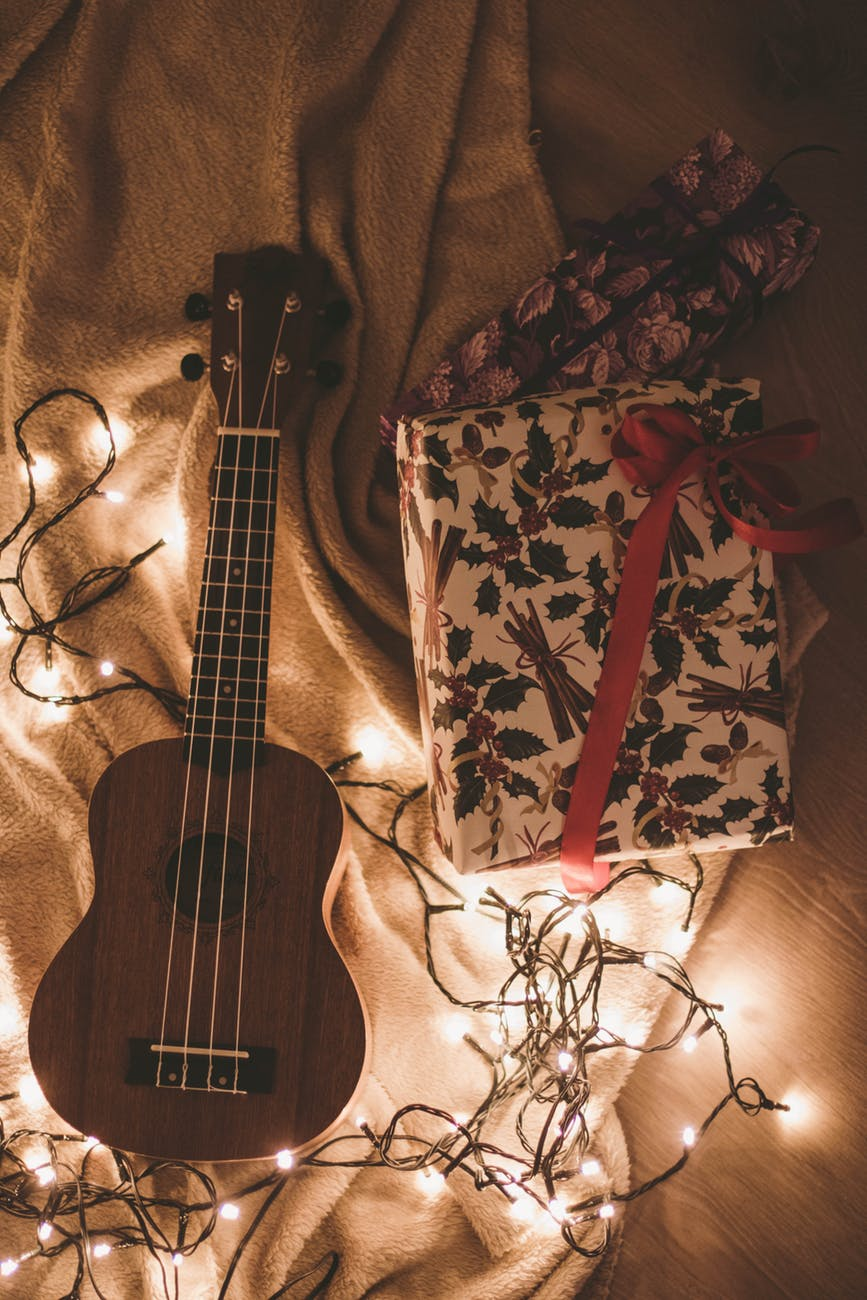 Listening to music is one of the best ways to get into the holiday spirit.