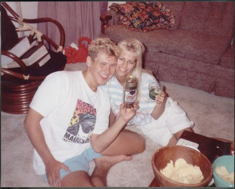 Canadian serial killers Paul Bernardo and Karla Homolka, pictured here as young adults, are the subject of Stephen Williams' nonfi ction novel Invisible Darkness