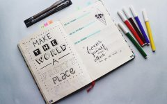 Organize your school work with a bullet journal