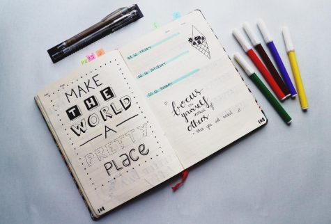 Bullet journaling is a fun and creative way for you to keep yourself organized going into the semester.