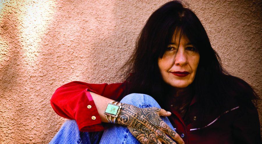Joy+Harjo%2C+a+Native+American+feminist+writer%2C+is+the+current+U.S.+Poet+Laureate.