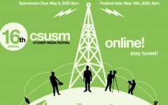 The 16th Annual CSUSM Media Festival has been moved to a virtual format and will take place on May 15.
