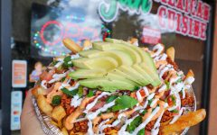 If you're looking for a good Mexican place, try Phatties, a vegan spin on the popular cuisine.