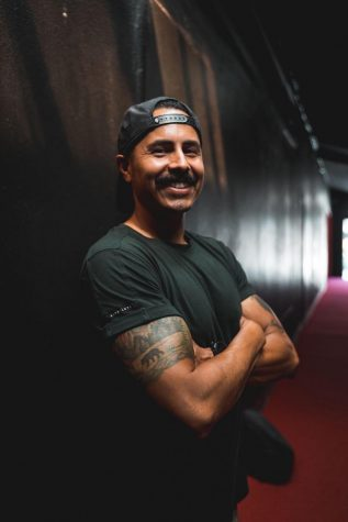 F45 fitness instructor Cedrick Martinez said the gym has struggled during these difficult times, but that they are managing to regain business through careful cleaning and community support.
