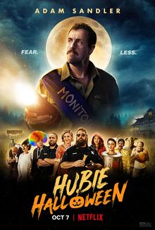Adam Sandler stars in Netflix's new film Hubie Halloween.