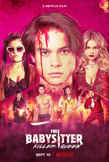 The Babysitter: Killer Queen is now available to stream on Netflix.