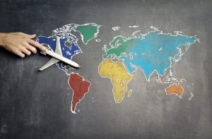 International students have had to adjust to challenges such as changing federal guidelines for international students, time zone differences and being unable to receive books mailed from online retailers.