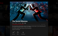 The Social Dilemma provides insight on the inner workings of tech companies.