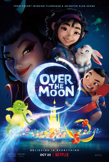 Over the Moon is available to stream on Netflix.