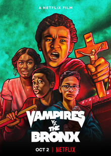 Vampires vs. the Bronx is available to stream on Netflix.