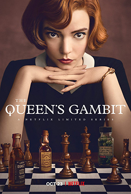 The Queen's Gambit is now available to stream on Netflix.