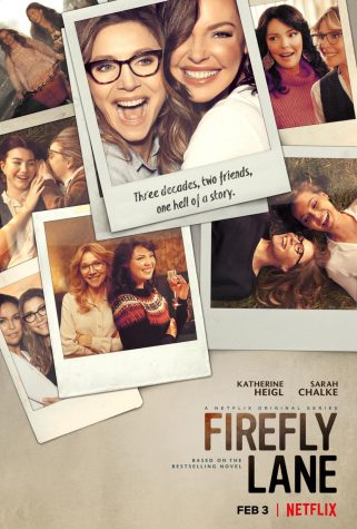 Katherine Heigl and Sarah Chalke star as Tully and Kate in Netflix's Firefly Lane drama TV show.