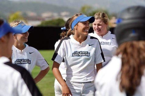 CSUSM softball gave alumna Sara Langdon ('18) many memories and teammates she will always remember.