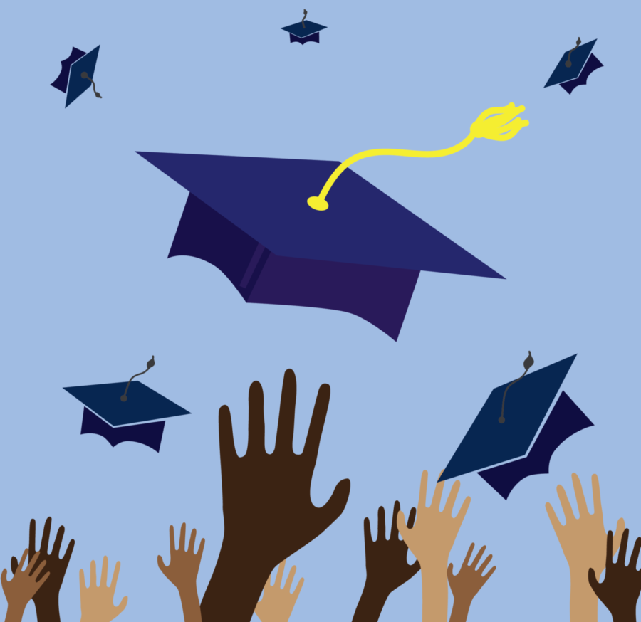 The future of this year's graduation celebrations are still up in the air, leaving students wondering if it will happen.
