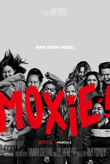 Moxie is now available to stream on Netflix.