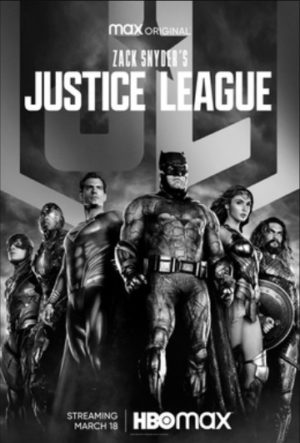 Zack Snyder releases his take on the film Justice League, now available on HBO Max.
