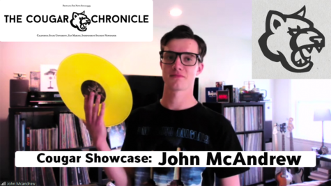 VIDEO: Cougar Showcase Ep. 5: John McAndrew