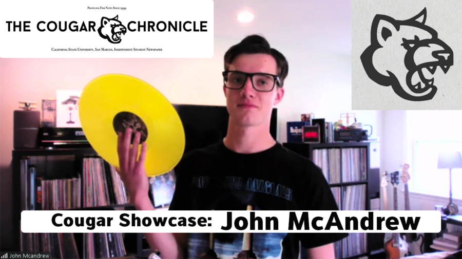 VIDEO: Cougar Showcase Ep. 5: John McAndrew