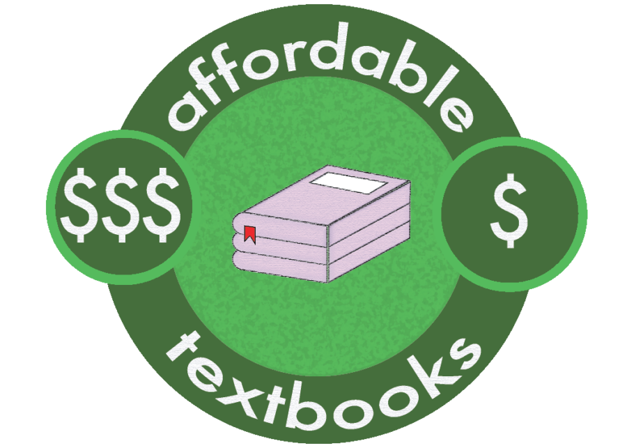 The library's goal is for all textbooks to be free in the future.