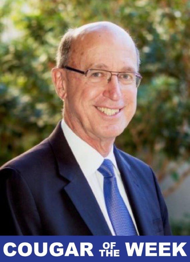 Cougar of the Week: Q&A with College of Business Administration Dean Jim Hamerly