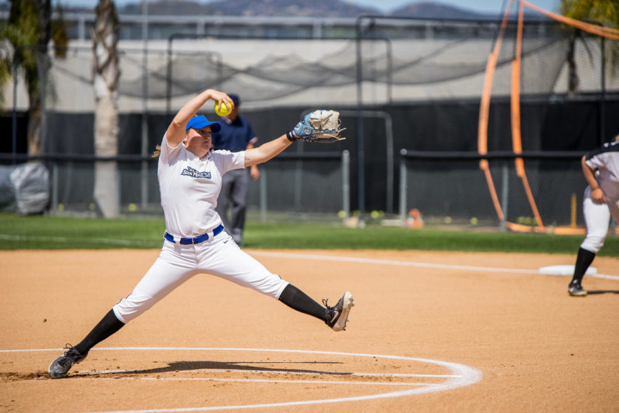 Carly Slack will miss all the experiences she has been through at CSUSM. Being involved in athletics, studying abroad and being a part of the business program brought her some of the best opportunities.