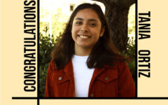 The Cougar Chronicle selects Tania Ortiz as the fall 2021 editor-in-chief