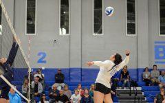 Kassy Doering (#12) is entering her senior season with CSUSM Women's Volleyball team.