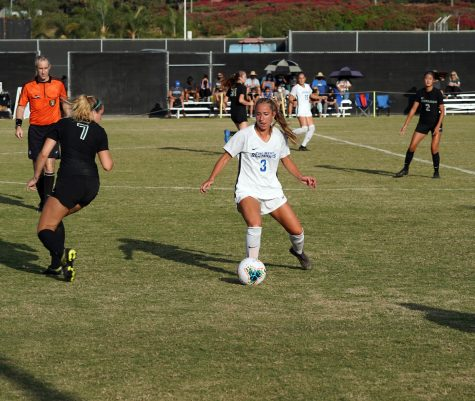 The Tomasetti sisters are eager to grow in their sport while playing at CSUSM.