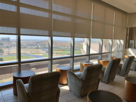 CSUSM has plenty of spaces on campus perfect for studying.